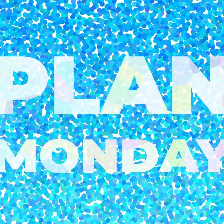 Create plans at Blue Monday