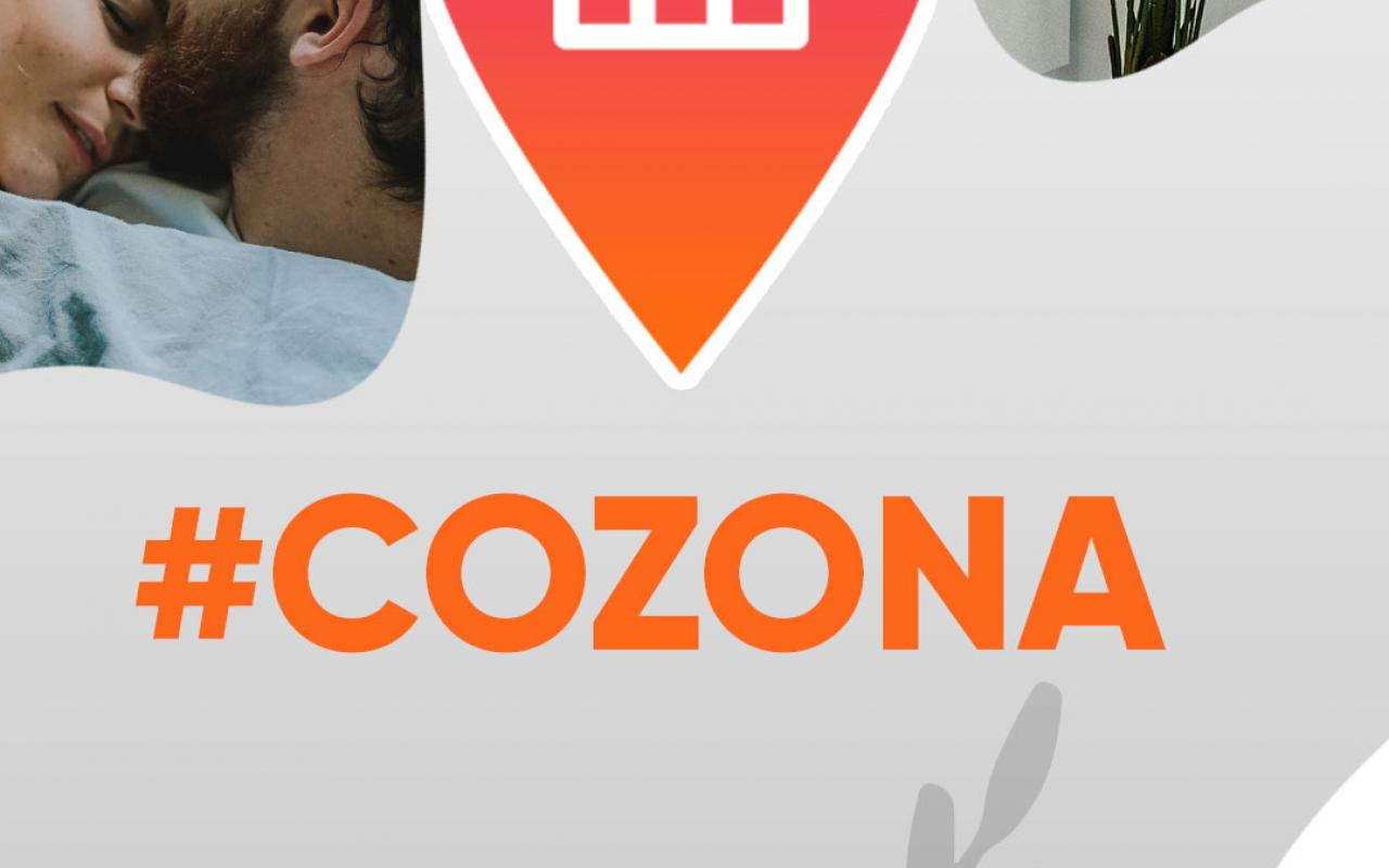 Cozona! New cool things to do with friends, even in a period of social distancing.