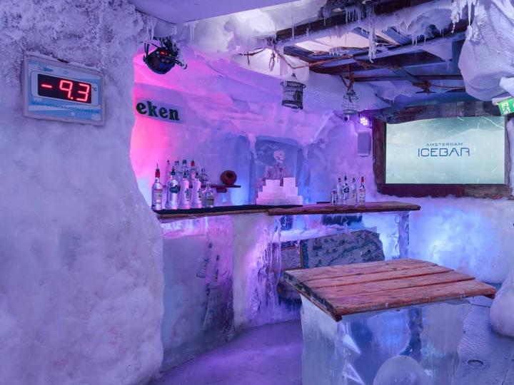 Amsterdam's Icebar xtracold